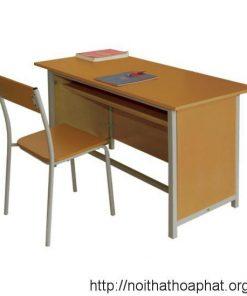 Bộ bàn ghế giáo viên BGV101