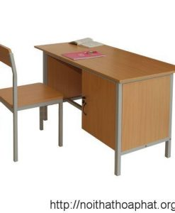 Bộ bàn ghế giáo viên BGV103