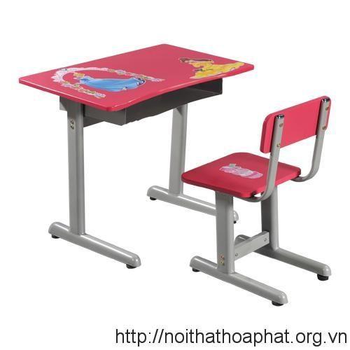 Bàn ghế học sinh tiểu học BHS106-3