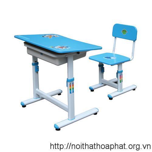 Bàn ghế học sinh Hòa Phát BHS29B-1
