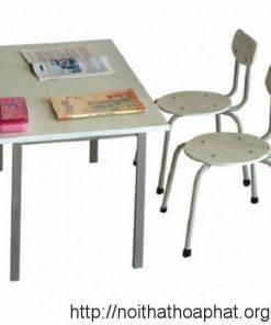 Bàn ghế mẫu giáo BMG102A1 + GMG102A1