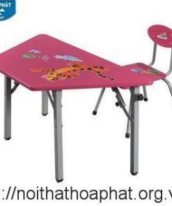 Bàn ghế mẫu giáo BMG104A1 + GMG104A1