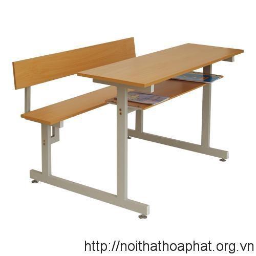 Bàn ghế sinh viên Hòa Phát BSV105T