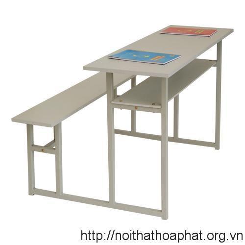 Bộ bàn ghế sinh viên Hòa Phát BSV108