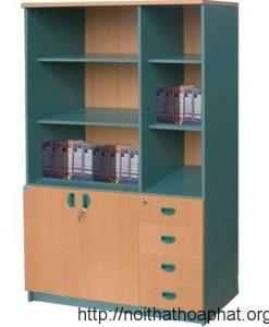 Tủ hồ sơ gỗ SV1960-3G4D