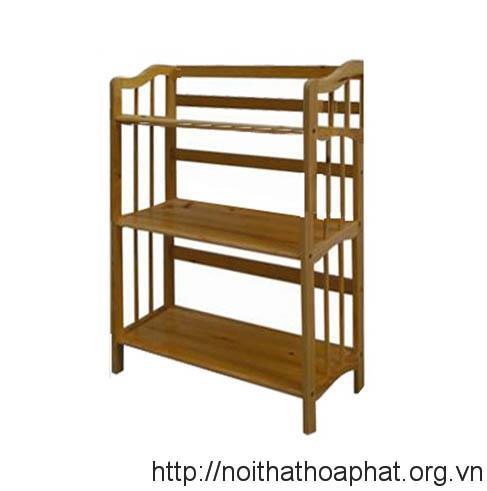 Giá sách gỗ tự nhiên TGS103