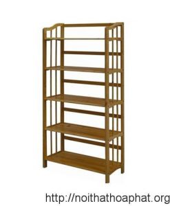 Giá sách gỗ Hòa Phát TGS105
