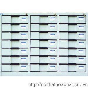 Tủ hồ sơ sắt TU118-21D