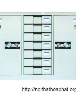 Tủ hồ sơ ghép TU118-7D