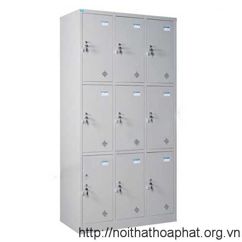 Tủ locker 9 ngăn TU983-3K