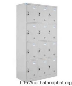 Tủ locker 12 ngăn TU984-3K