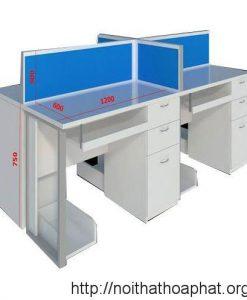 ban-nhan-vien-module-hoa-phat-HMD001-A