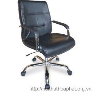 Ghế da lưng trung SG718