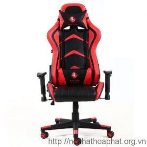 ghế game thủ GC02 màu đỏ