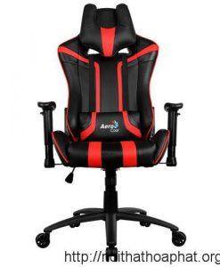 Ghế game thủ GC04 màu đỏ