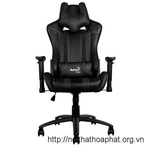 Ghế game thủ GC04 màu đen
