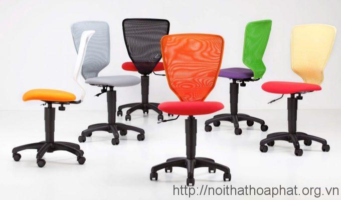ghế nhân viên Hoà Phát