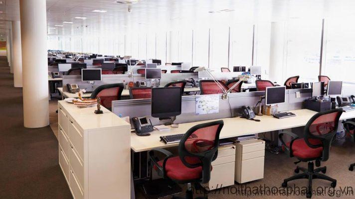 ghế xoay nhân viên