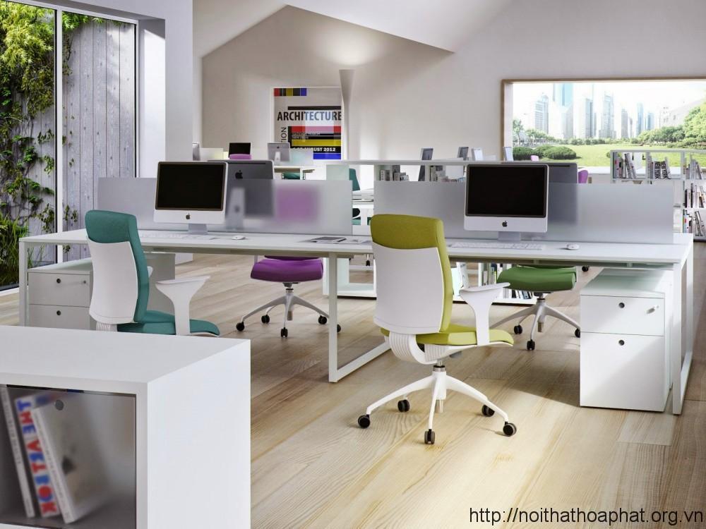 Bàn ghế văn phòng Hòa Phát – Bàn ghế Hòa Phát TPHCM giá tốt