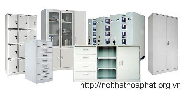 Tủ sắt đựng hồ sơ văn phòng Hòa Phát giá rẻ chất lượng
