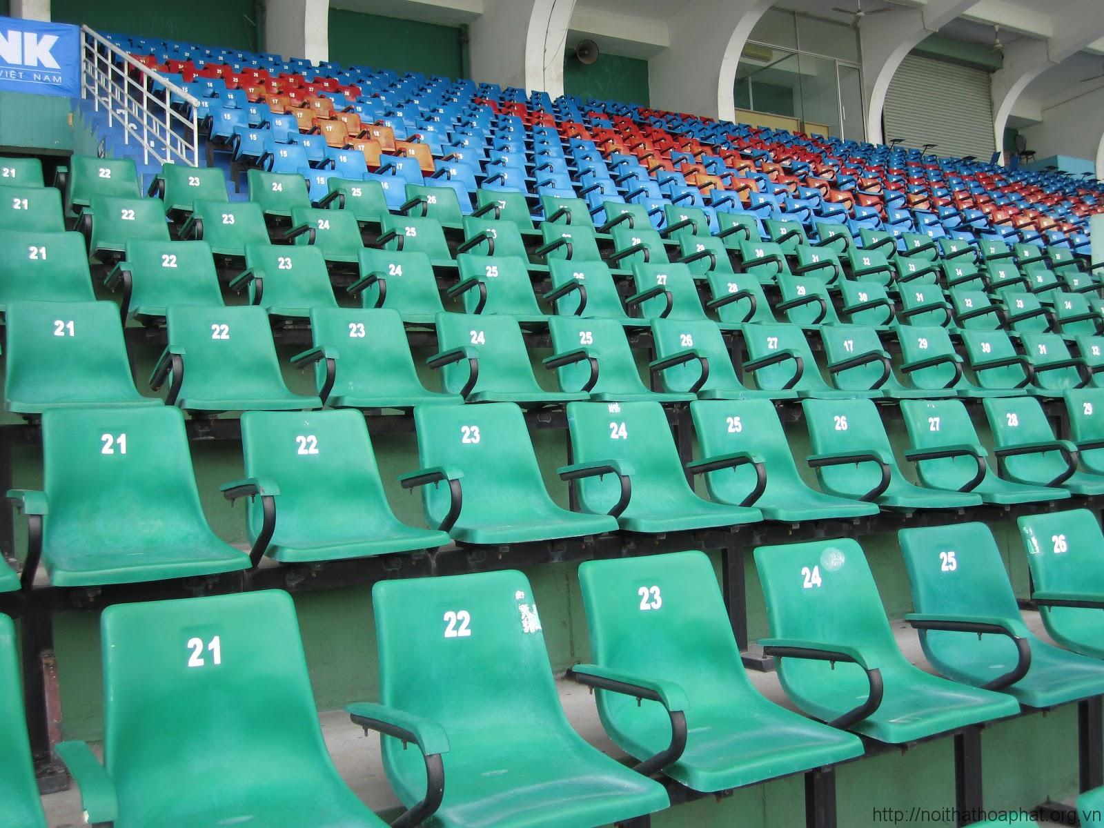 Điểm Mặt 6 Ghế Sân Vận Động Hòa Phát Giá Tốt Năm 2018