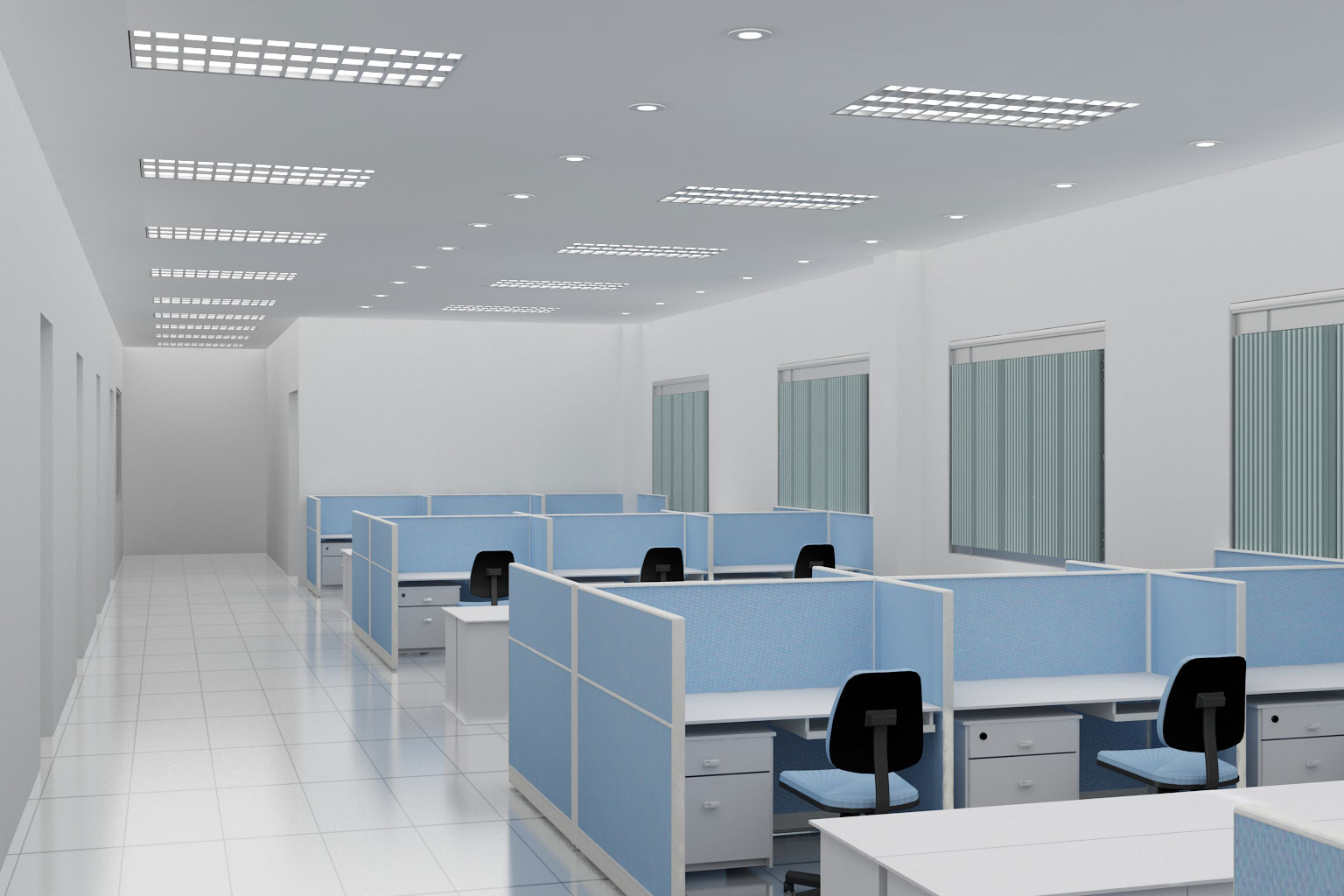 Vách ngăn nỉ – Vách ngăn nỉ văn phòng giá rẻ tại TPHCM