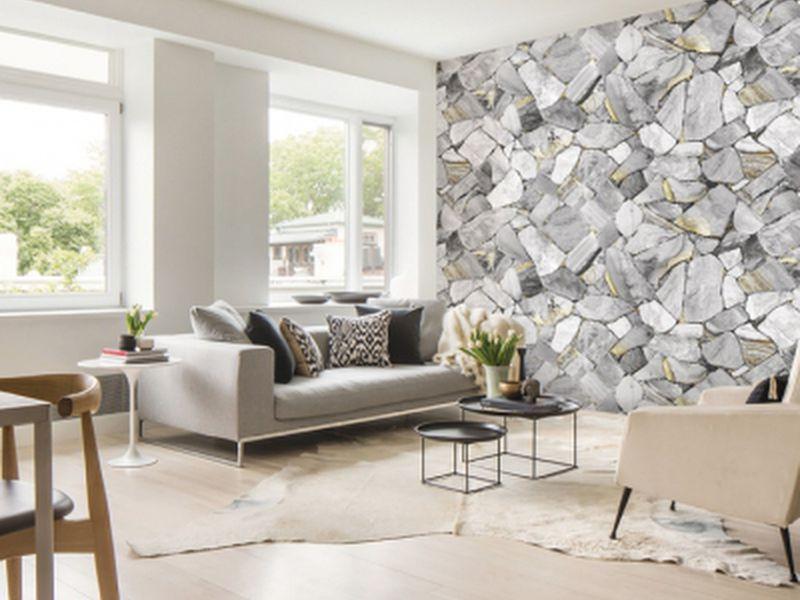 #101 Mẫu gạch ốp tường phòng khách đẹp đơn giản nhất 2019