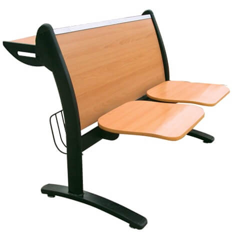 ghế phòng chờ gỗ