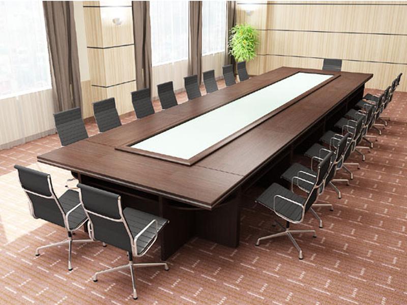 Bàn họp Hòa phát sơn PU mang đến sự nổi bật cho không gian phòng họp