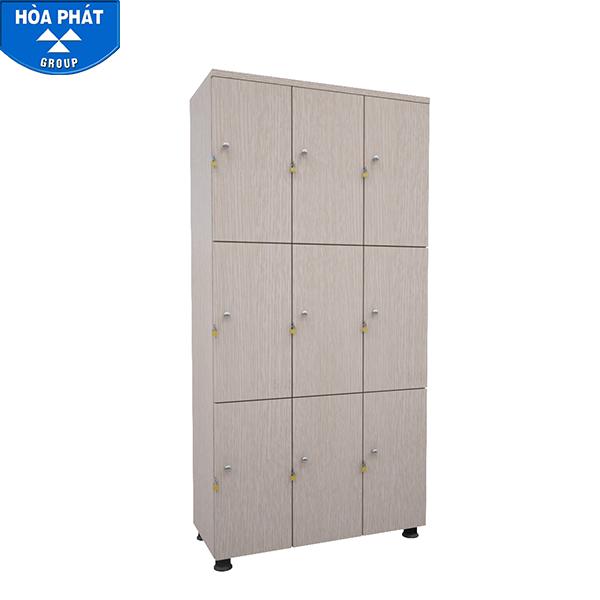 tủ locker gỗ